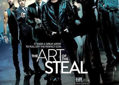 The Art of the Steal aka The Black Marks