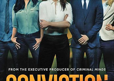 Conviction – Season I
