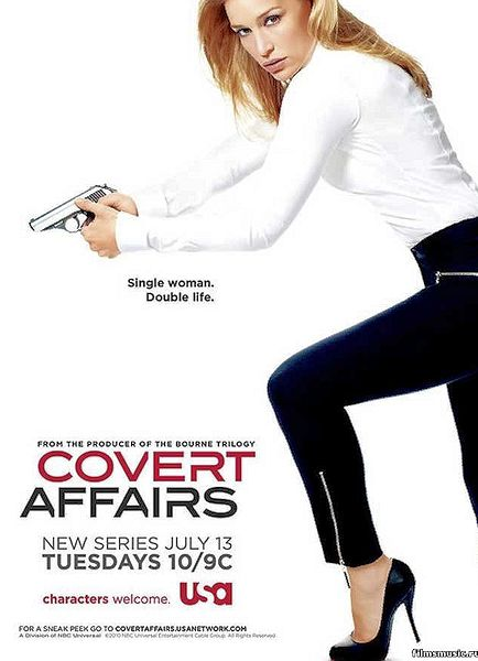 Covert Affairs – Pilot