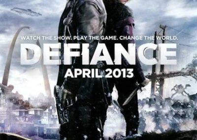 Defiance – Pilot
