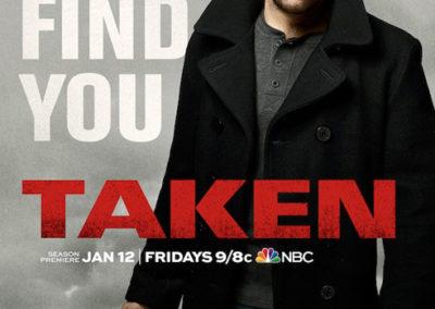Taken – Season II