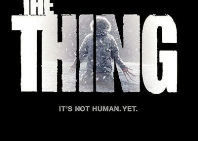The Thing (re-shoots)