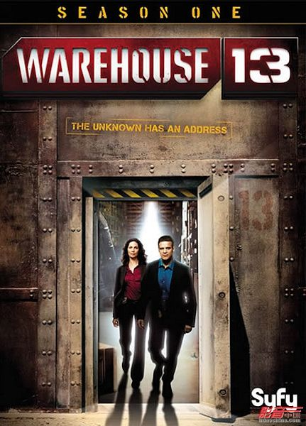 Warehouse 13 – Pilot