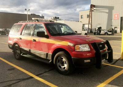 Car 8 - Fire Chief Vehicle 3