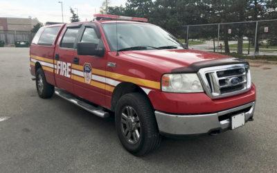Ford F-150 Chiefs Car