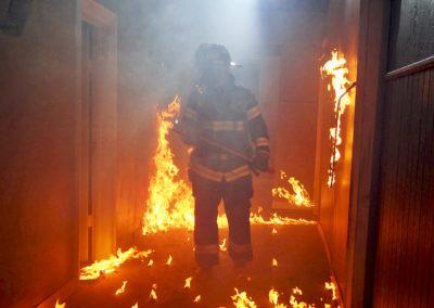 Firefighter - Hardcore Hero's