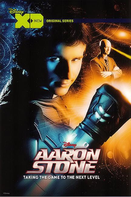 Aaron Stone – Season II