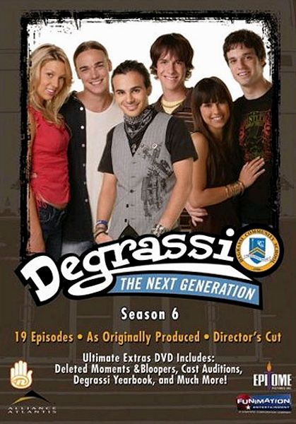 Degrassi: The Next Generation – Season VI