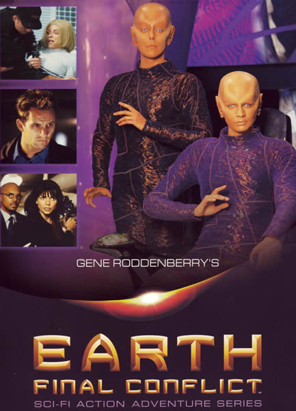 Earth Final Conflict – Season II