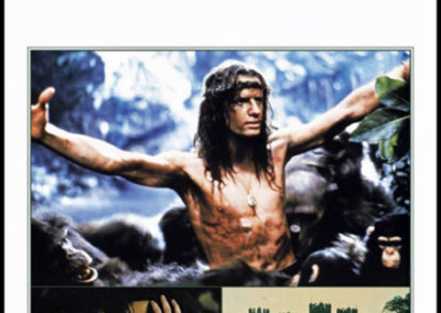 Greystoke: Tarzan Lord of the Apes