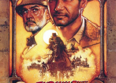 Indiana Jones & the Last Crusade