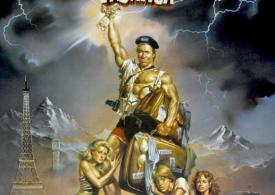 National Lampoon: European Vacation