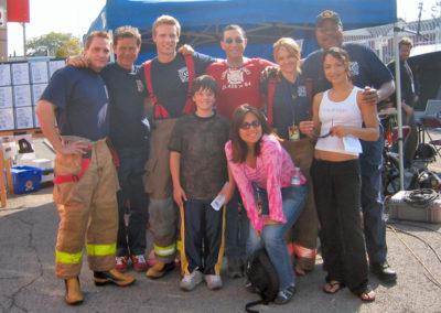 Fire House Dog Cast