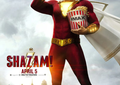 Shazam – Additional Photography